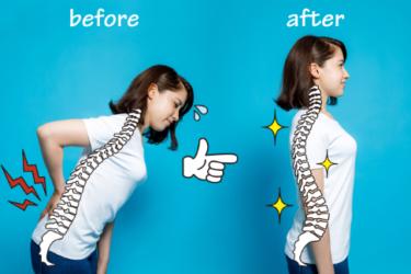 座るだけで姿勢改善!デスクワークにおすすめの腰痛解消シート